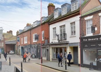 Thumbnail Retail premises for sale in 43-45 New Street, Worcester, Worcestershire