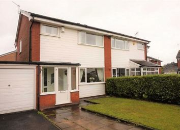 Thumbnail 3 bed semi-detached house for sale in Barrow Meadow, Cheadle Hulme, Cheadle