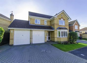 Thumbnail 4 bed detached house for sale in Pavilion Close, Fair Oak, Eastleigh, Hampshire