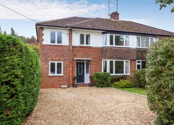 Thumbnail 4 bed semi-detached house for sale in Shiplake Bottom, Peppard Common, Oxfordshire