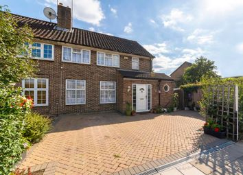 3 bed end terrace house for sale in Moyne Place, London NW10