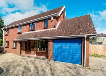 Thumbnail 4 bedroom detached house for sale in Gashouse Hill, Netley Abbey, Southampton