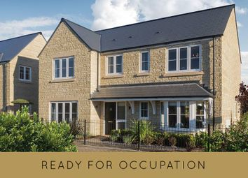 """Thumbnail 4 bedroom detached house for sale in """"The Osmore"""" at Calais Dene, Bampton"""