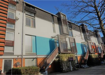 Thumbnail 4 bed town house for sale in The Chase, Harlow