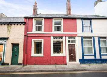 Thumbnail 3 bed terraced house for sale in West Street, Wigton