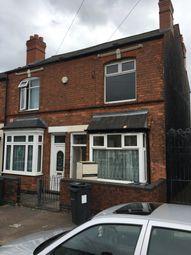 Thumbnail 3 bedroom end terrace house to rent in Ludlow Road, Alum Rock, Birmingham
