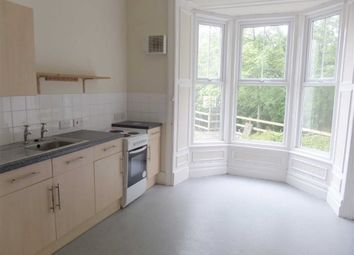Thumbnail 1 bed flat to rent in Banadl Road, Aberystwyth