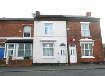 Thumbnail 2 bed terraced house for sale in Hampton Road, Erdington, Birmingham