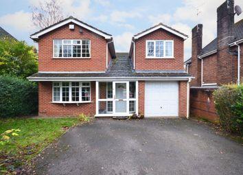 Thumbnail 4 bed detached house for sale in Grindley Lane, Blythe Bridge, Stoke-On-Trent