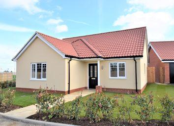 Thumbnail 3 bed detached bungalow for sale in Landermere Road, Thorpe-Le-Soken, Clacton-On-Sea