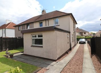 Thumbnail 4 bed semi-detached house for sale in Montrave Crescent, Leven, Fife