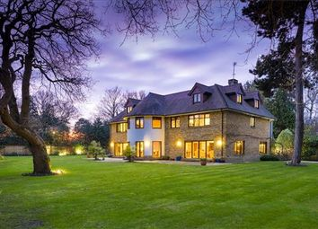 Thumbnail 9 bed detached house for sale in Warren Park, Kingston Upon Thames