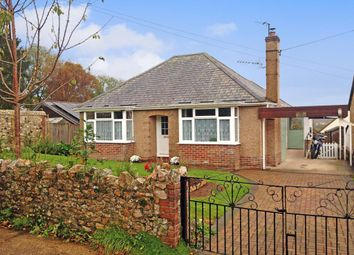 Thumbnail 3 bed detached bungalow for sale in The Hill, Kilmington, Axminster, Devon
