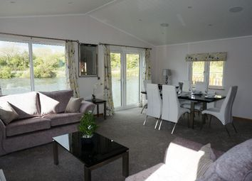 Thumbnail 2 bed lodge for sale in Dock Acres, Carnforth