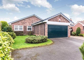 Thumbnail 3 bed bungalow for sale in South Hill, Rolleston-On-Dove, Burton-On-Trent, Staffordshire