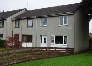 Thumbnail 3 bed end terrace house for sale in David Place, Paisley
