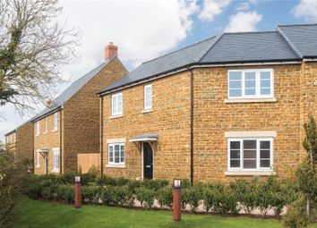Thumbnail 3 bed terraced house for sale in The Chacombe, Hayfield Views, Great Bourton, Oxfordshire