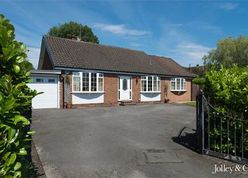 Thumbnail 3 bed detached bungalow for sale in 23 Hartington Road, High Lane, Stockport, Cheshire