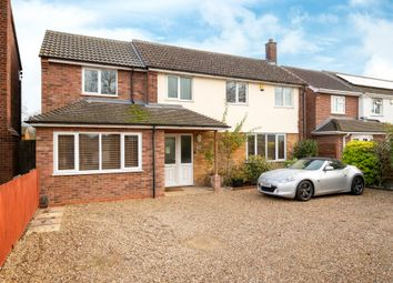 Thumbnail 4 bed detached house for sale in Ramsey Road, St. Ives, Huntingdon