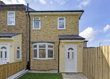 Thumbnail 2 bed end terrace house for sale in St. Albans Grove, Carshalton