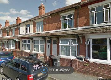 3 bed terraced house to rent in Fawdry Street, Wolverhampton WV1