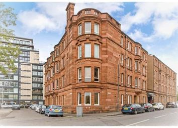 Thumbnail 1 bed flat for sale in Arcadia Street, Glasgow