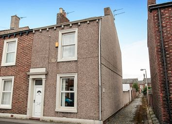 Thumbnail 3 bed terraced house for sale in Grey Street, Carlisle