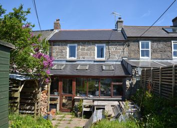 Thumbnail 2 bed terraced house for sale in Cresswell Terrace, St. Just, Cornwall