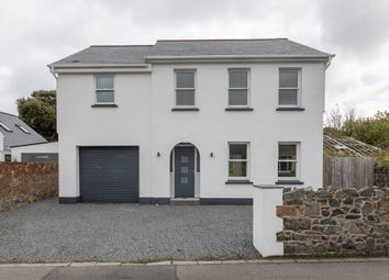 Thumbnail 4 bed detached house for sale in La Vieille Rue, St. Sampson, Guernsey