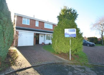 Thumbnail 4 bed detached house to rent in 23 Betley Close, Leftwich, Northwich, Cheshire