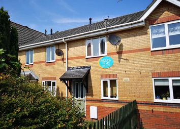 Thumbnail 2 bed terraced house to rent in Garvey Close, Chepstow