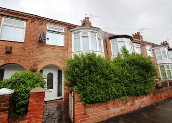 3 bed terraced house for sale in Ormonde Avenue, Hull HU6