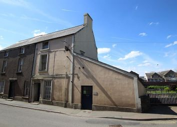 Thumbnail 2 bed end terrace house for sale in Watergate, Brecon
