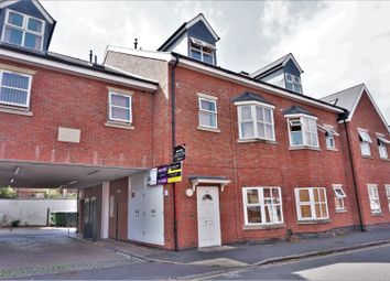 Thumbnail 2 bed flat for sale in David Road, Coventry