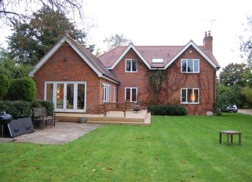 Thumbnail 5 bed detached house for sale in Berries Road, Cookham