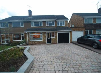 Thumbnail 5 bed property to rent in Tiverton Avenue, Baswich, Stafford