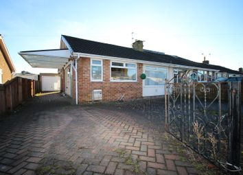 Thumbnail 2 bed semi-detached bungalow for sale in Cleveland Way, York