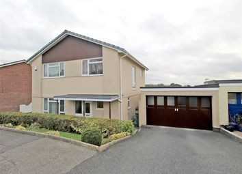 Thumbnail 4 bed detached house for sale in Windermere Crescent, Derriford, Plymouth