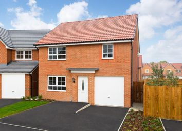 """Thumbnail 4 bed detached house for sale in """"Windermere"""" at Coulson Street, Spennymoor"""