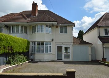 Thumbnail 3 bed semi-detached house to rent in Haunch Lane, Kings Heath, Birmingham