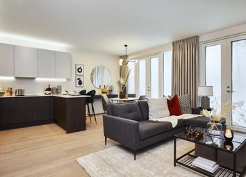 Thumbnail 1 bed flat for sale in Oakley Gardens, Church Walk, Childs Hill, London