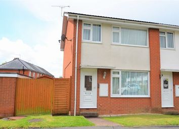 Thumbnail 3 bedroom end terrace house to rent in South View Close, Willand, Cullompton