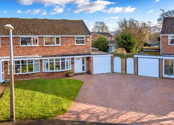 Thumbnail 3 bed semi-detached house for sale in Gilpin Road, Admaston, Telford, Shropshire