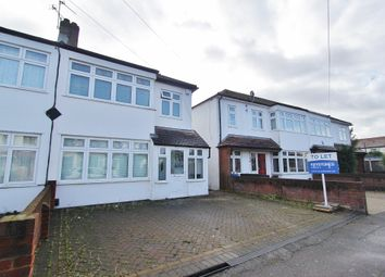 Thumbnail 4 bed end terrace house to rent in Eaton Drive, Romford