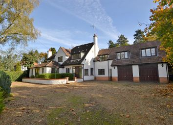 Thumbnail 5 bedroom detached house for sale in East Winch Road, Ashwicken, Kings Lynn, Norfolk.