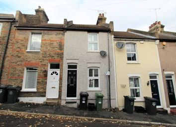 Thumbnail 2 bed terraced house for sale in Castle Street, Greenhithe