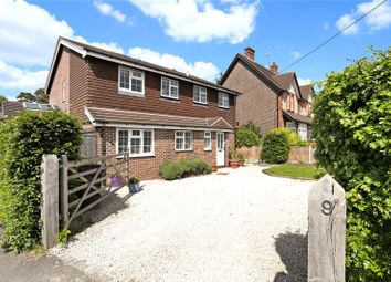 Thumbnail 4 bed detached house for sale in Rowan Tree Close, Liss, Hampshire