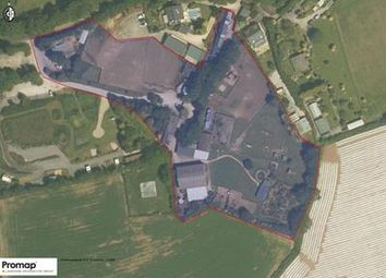 Thumbnail Commercial property for sale in Land, Denbury Road, Newton Abbot, Devon