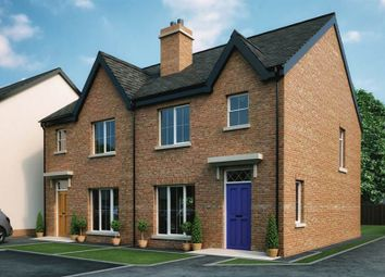 Thumbnail 3 bed semi-detached house for sale in Forthill Parade, Bangor