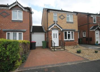 Thumbnail 3 bed detached house to rent in Quines Close, Muxton, Telford